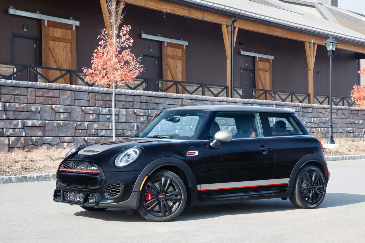 Mini John Cooper Works Knights 2019