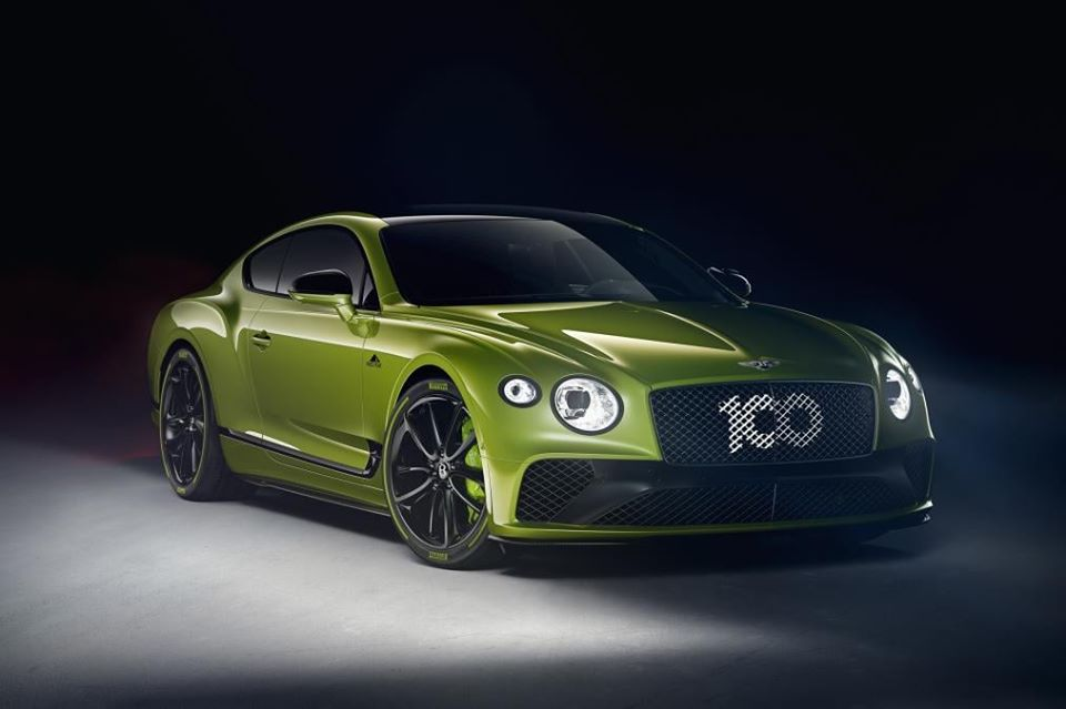 Bentley ra mắt Continental GT Limited Edition kỷ niệm chiến thắng Pikes Peak 2019 28, OFFB