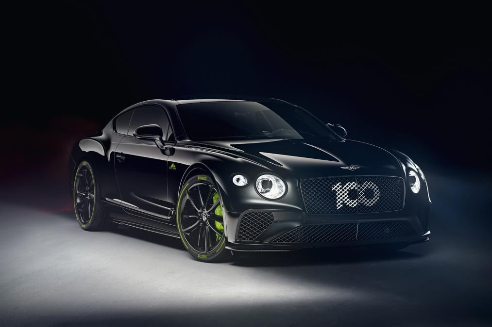 Bentley ra mắt Continental GT Limited Edition kỷ niệm chiến thắng Pikes Peak 2019 1, OFFB