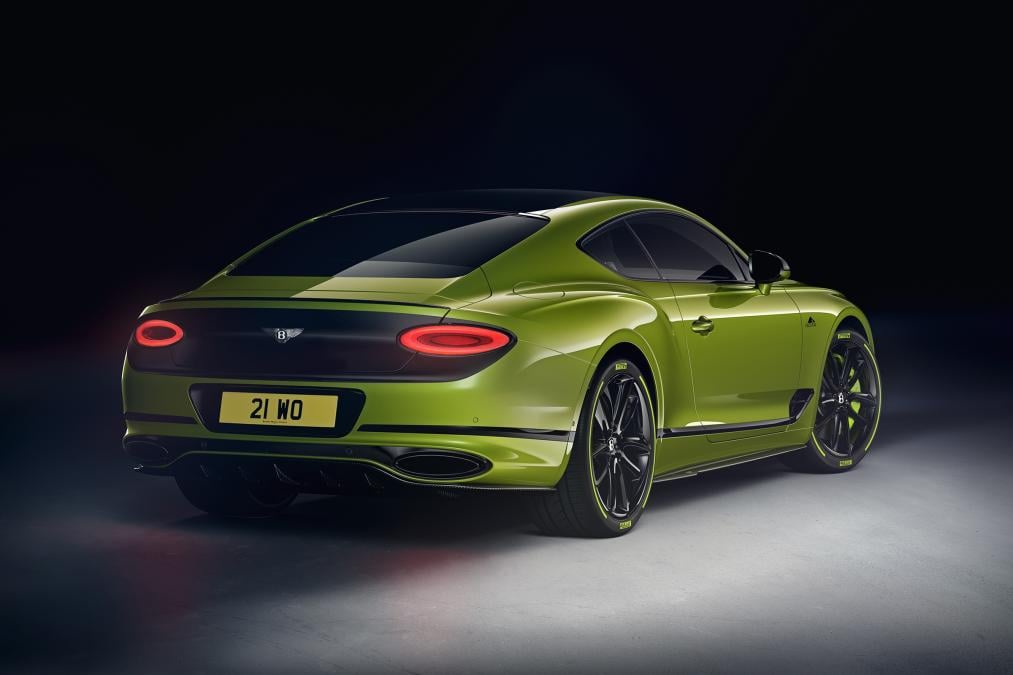 Bentley ra mắt Continental GT Limited Edition kỷ niệm chiến thắng Pikes Peak 2019 4, OFFB